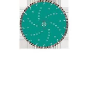 Diamond cut-off wheel, diameter 125 mm Turbo Cut Universal (Recording22.23) Heller 26706 9 Diameter 125 mm Inside diameter 22.23 mm 1 pc(s)