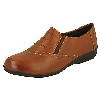 Ladies Padders Extra Wide Fitting Casual Shoes Valley