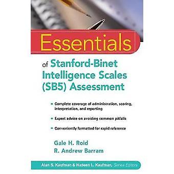 StanfordBinet Essentials by Roid