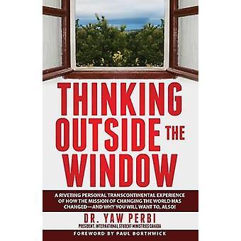 Perbi とヨー博士によって窓の外を考える