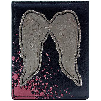 AMC Walking Dead Daryl's Wings ID & Card Bi-Fold Wallet