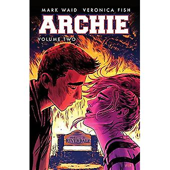 Archie Vol. 2 by Mark Waid - 9781627387989 Book