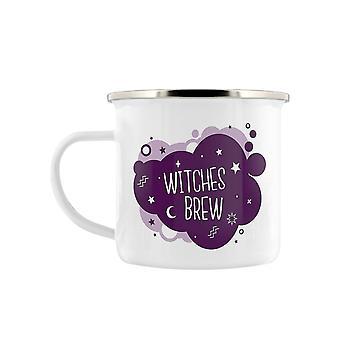 Grindstore Witches Brew Enamel Mug