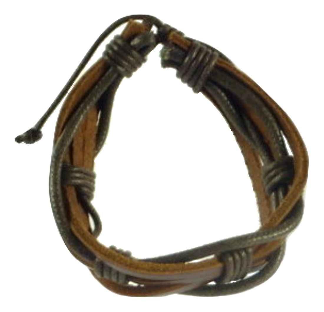Bracelet 100% Leather  Model 609 from TICKITIBOO by Pashmina & Silk