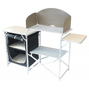 Yellowstone QuickUp XL Kitchen Stand and Cupboard
