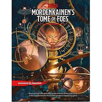 Dungeons & Dragons RPG - Mordenkainen's Tome of Foes Board Game