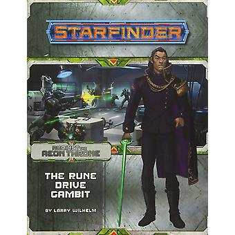 Starfinder Adventure Path The Rune Drive Gambit (Against the Aeon Throne 3 of 3)