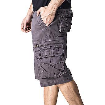 Allthemen heren shorts Solid casual katoen korte broek