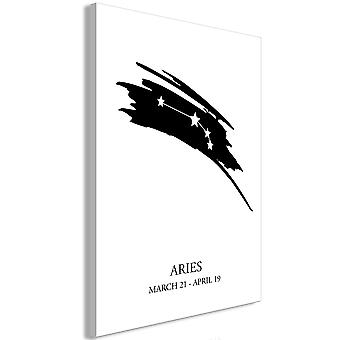 Tableau - Zodiac Signs: Aries (1 Part) Vertical