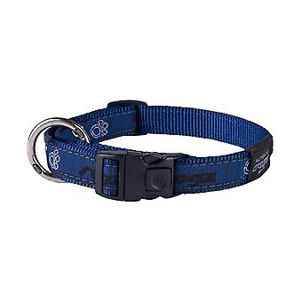 Rogz Graphic Adjustable Dog Collar