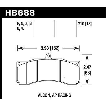 Hawk Performance HB688U.710 DTC-70
