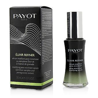 Payot Les Elixirs Elixir Refiner Mattifying Pore Minimizer Serum - For Combination to Oily Skin 30ml/1oz