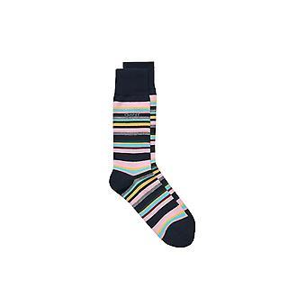 Gant 01. Stripe Socks Marine