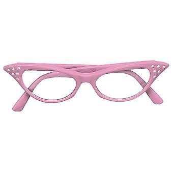 Lentilles bnov Pink 50S Lunettes Clear