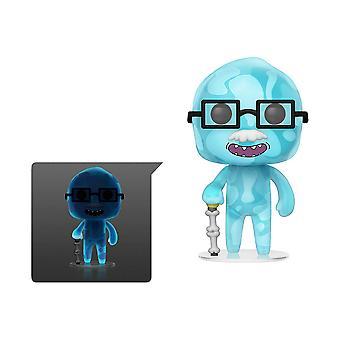 Rick en Morty Dr Xenon Bloom pop! Vinyl