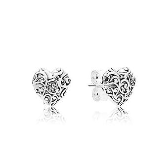 Pandora Silver Women's Stud Earrings - 297693