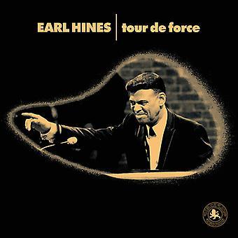 Hines*Earl - Tour De Force [Vinyl] USA import