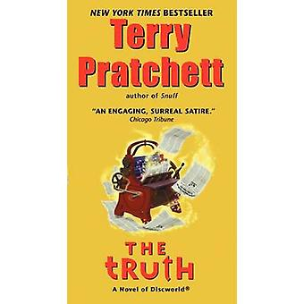 The Truth by Terry Pratchett - 9780062307361 Book