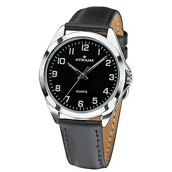 ATRIUM Men's Watch Wristwatch A10-11 Leather
