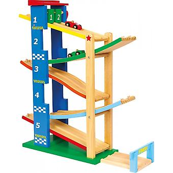 Small Foot Wooden Ramp Racer Set