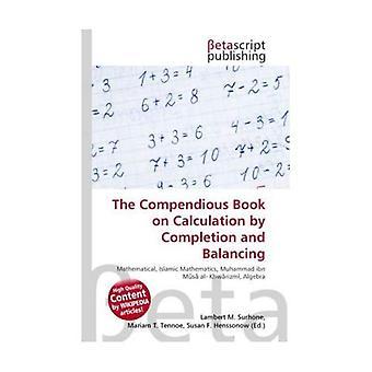 Den kompenserande bok om beräkning av färdigställande och balansering