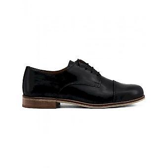 Made in Italia - Schuhe - Schnürschuhe - BOLERO_NERO - Damen - Schwartz - 40