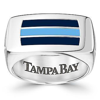 MLB Ring In Sterling Silver Design by BIXLER