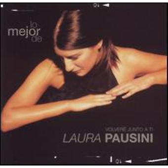 Laura Pausini - Volvere Junto a Ti-Lo Mejor De [CD] USA import