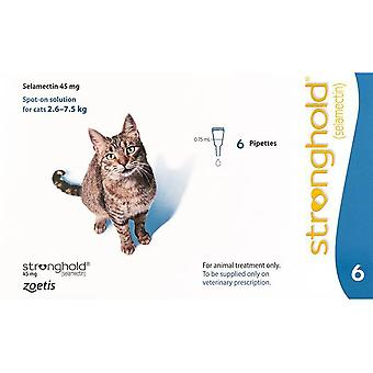 Stronghold Blue Cats 2.6-7.5kg (5.7-15.5lbs)- 6 Pack