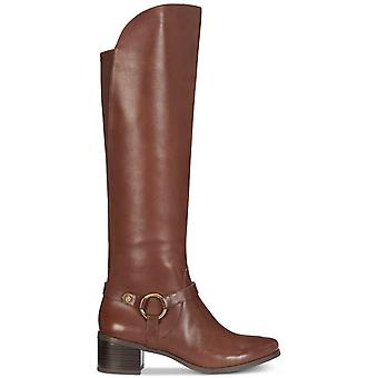 Anne Klein Womens Jamari Closed Toe Over Knee Fashion Boots
