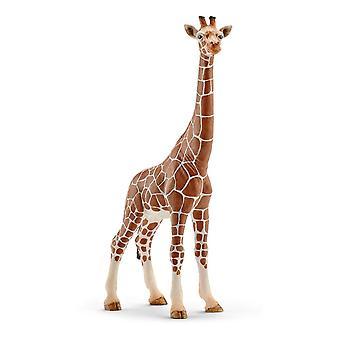 Schleich wild leven vrouwelijke giraf speelgoed figuur (14750)