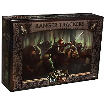 Night's Watch Ranger Trackers A Song Of Ice and Fire Expansion Pack