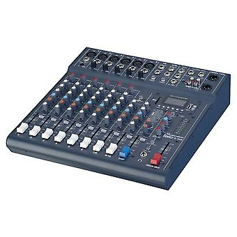 Studiomaster Club Xs10 8 Channel Mixer