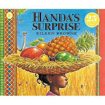 Handas verrassing door Eileen Browne