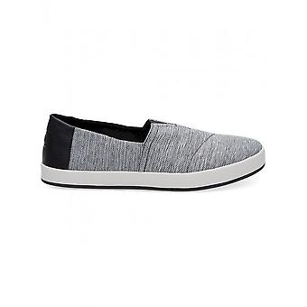 TOMS - Schuhe - Slip-on - SPACE-DYE-AVA_10011636_BLK-GRY - Herren - black,gray - 9