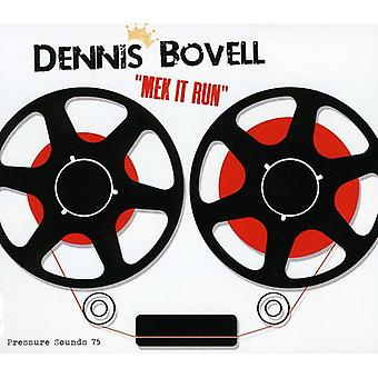 Dennis Bovell - Mek It Run [CD] USA import