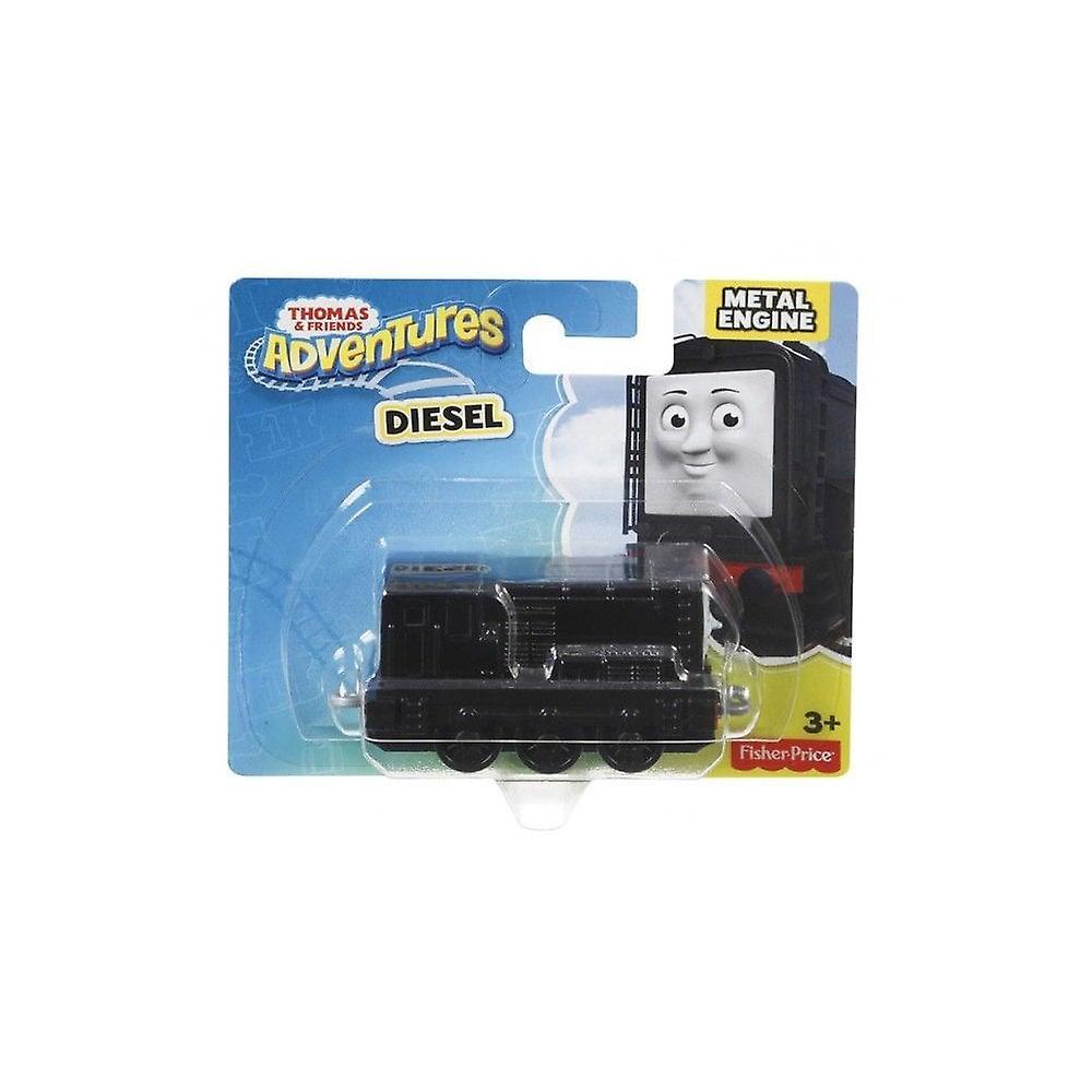 Fisher Price Thomas Adventures - Diesel  Die Cast