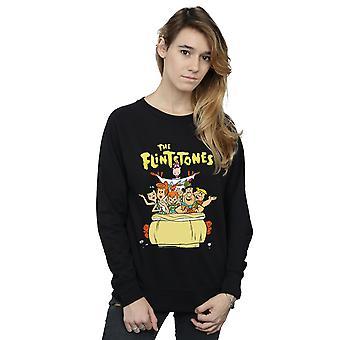 The Flintstones Women's The The Ride Sweatshirt