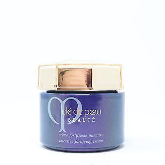 Cle de peau intensieve versterkende crème 1.7 oz/50ml nieuw in doos