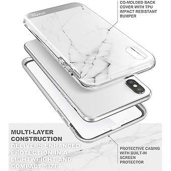 SUPCASE iPhoneXsMaxCase, [Unicorn Beetle Stella, Marble, Size No Size