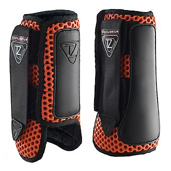 Equilibrium Tri-Zone Impact Sports Horse Front Boots