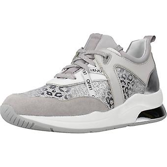 Liu-jo Sport / Karlie 36 Kleur Grijze Sneakers