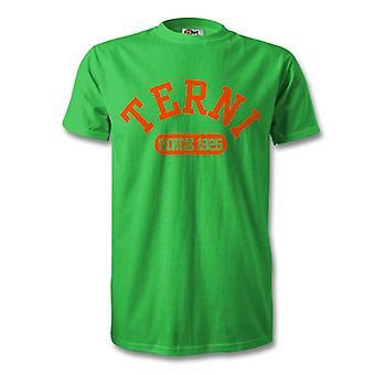 تيرنانا لكرة القدم عام 1925 أنشأ الأطفال تي شيرت