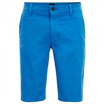Boss Orange Boss Schino Slim Chino Shorts Bright Blue 454 50403772