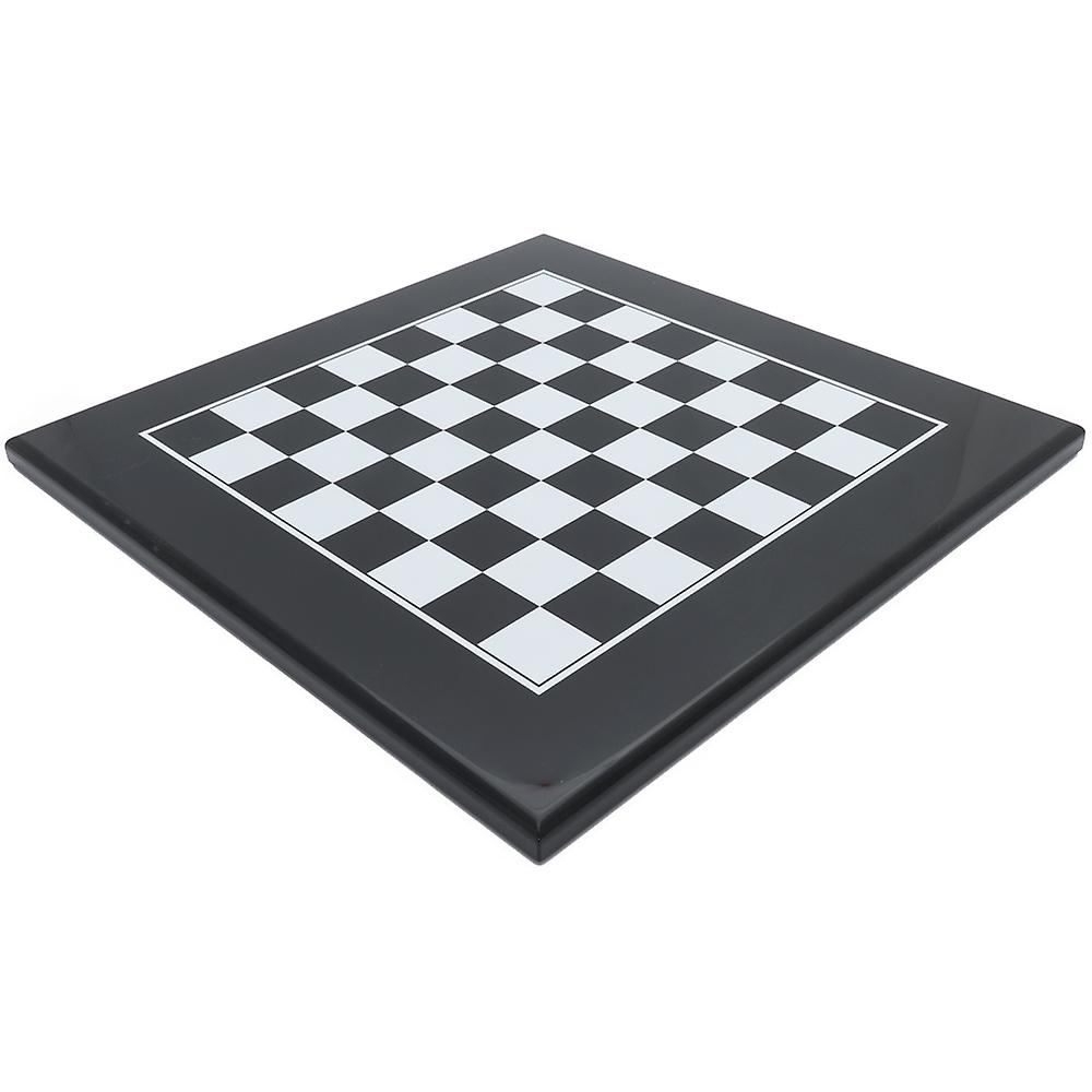 Black and White 19.7 Inch Inlaid Board By Italfama