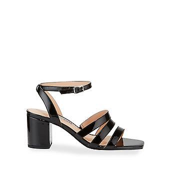 Charles David dames Crispin Leer open teen formele enkelbandje sandalen