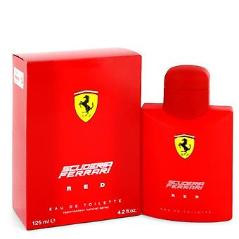 Ferrari Scuderia Red Eau De Toilette Spray von Ferrari 4,2 oz Eau De Toilette Spray