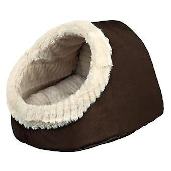 Trixie Soft Cave Timur, 35 × 26 × 41 Cm (Dogs , Bedding , Igloos)