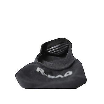 Herren No Show Socken Non-Slip Griffe Casual Low Cut thin Loafers, schwarz, Größe groß