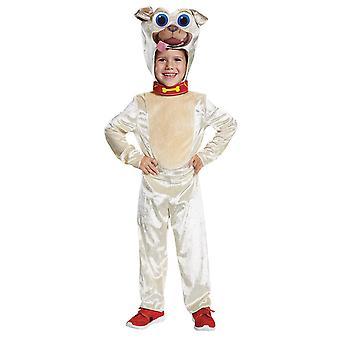 Rolly barn kostyme